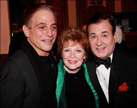 Tony Danza, Anita Gillette and Lee Roy Reams
