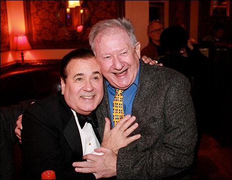 Lee Roy Reams and Harvey Evans