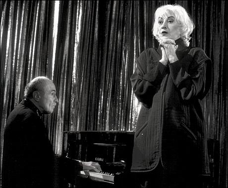 Bea Arthur with Billy Goldenberg