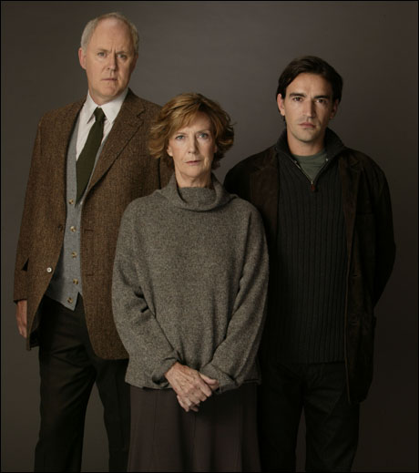 John Lithgow, Eileen Atkins and Ben Chaplin starred in The Retreat From Moscow, 2003