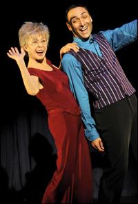 Rita Moreno and Salvatore Vassallo