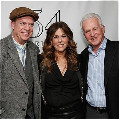 Christopher McDonald, Rita Wilson and Tom Viertel