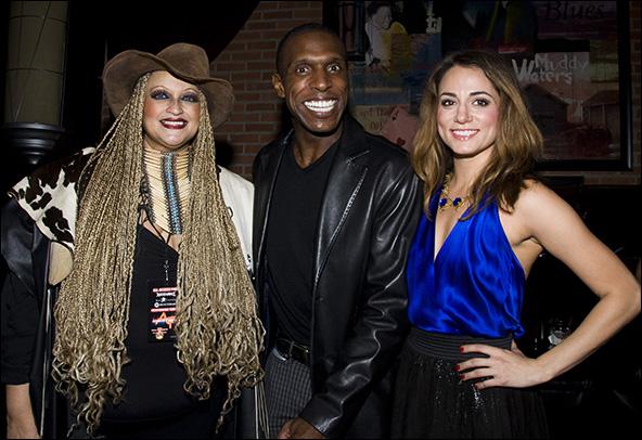 Michele Mais, Andre Ward & Neka Zang
