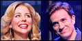 Kerry Butler and Tom Lenk in Rock of Ages