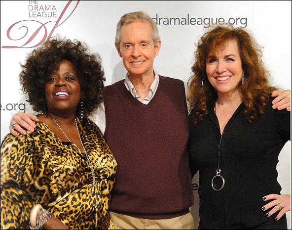 Lillias White, Randy Skinner and Debbie Gravitte
