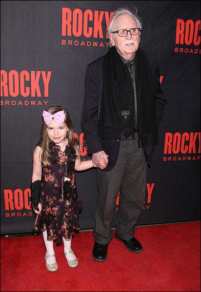 Thomas Meehan and granddaughter Emma