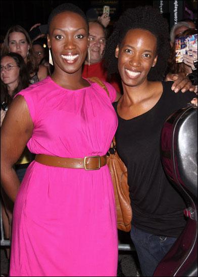 Carolyn Michelle Smith and Tahirah Whittington