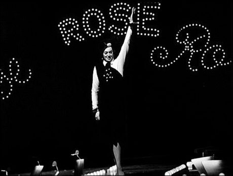 Rosalind Russell in the 1962 film adaptation