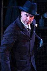 Jay Whittaker in The Chicago Shakespeare Theater production of <I>Rose Rage.</I>