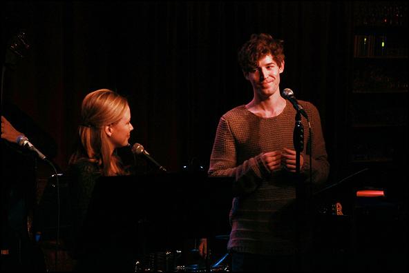 Molly Ranson and Blake Daniel