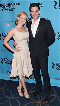 Patti Murin and Colin Donnell