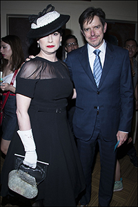 Amy Sherman-Palladino and and Dan Palladino