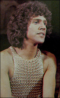 John Rubinstein in <i>Pippin</i>.