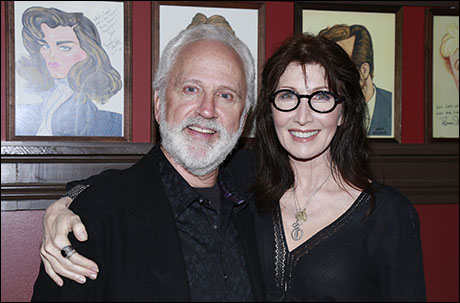 John Rubinstein and Joanna Gleason