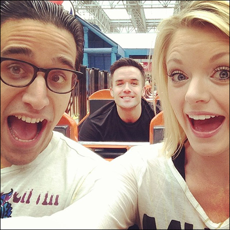 Mall of America coasters with Jared and Brian!