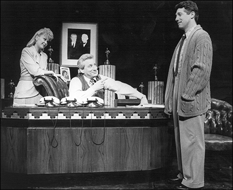 Susan Terry, Charles Levin and Michael Rupert in City of Angels