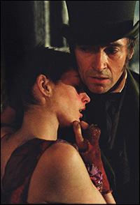 Anne Hathaway and Hugh Jackman