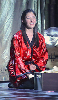 Manna Nichols stars as Kim