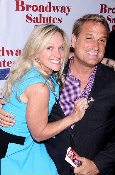 Paige Price and Jeff Calhoun
