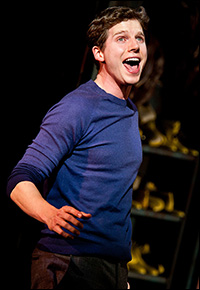 Stark Sands in <i>Kinky Boots</i>