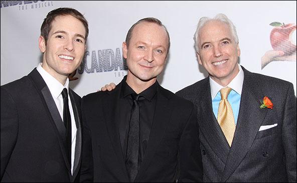 Nick Cartell, Benjamin Howes and Joseph Dellger