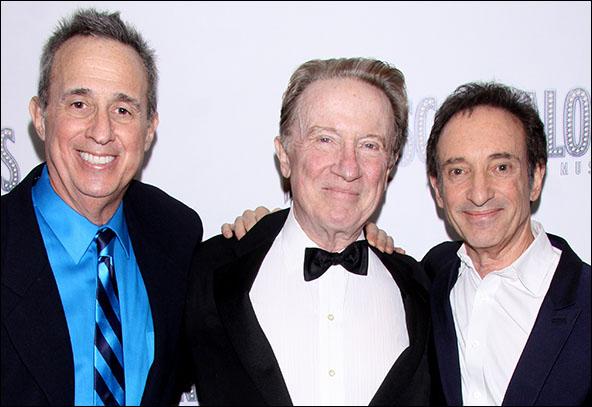 David Friedman, George Hearn and David Pomeranz