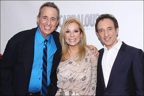 David Friedman, Kathie Lee Gifford and David Pomeranz