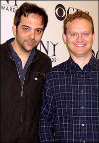 Adam Schlesinger and David Javerbaum