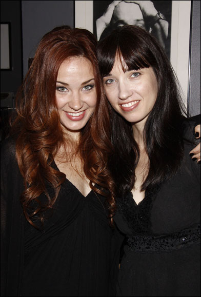 Sierra Boggess and Summer Boggess
