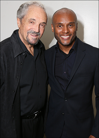 Hal Linden and Kenny Lattimore