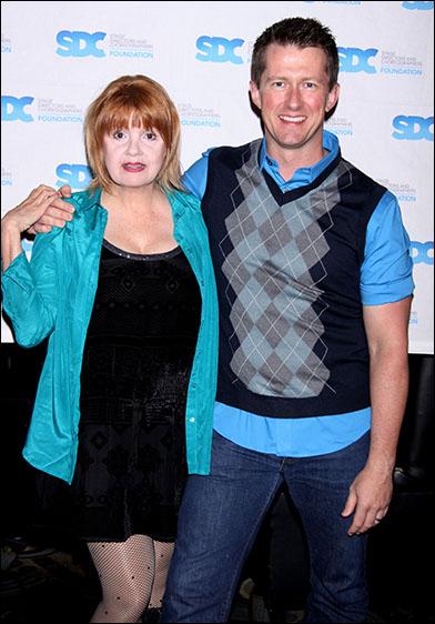 Annie Golden and Jason Gillman