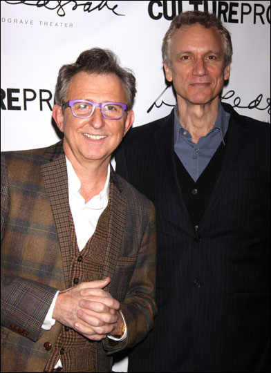 Thomas Schumacher and Rick Elice
