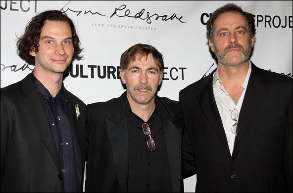 Ryan David O'Byrne, Tim Ruddy and Rufus Collins