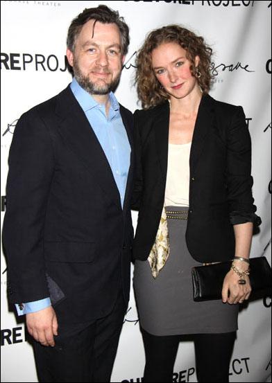 Alan Cox and Amanda Quaid