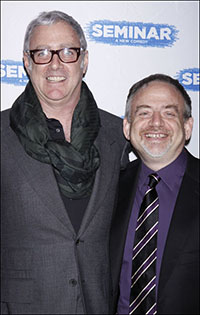 Scott Wittman and Marc Shaiman