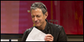 Jeff Goldblum, Justin Long and Zoe Lister-Jones in Broadway's Seminar