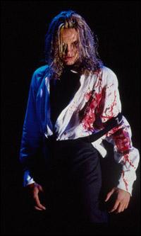 Sebastian Bach in <i>Jekyll & Hyde</i>