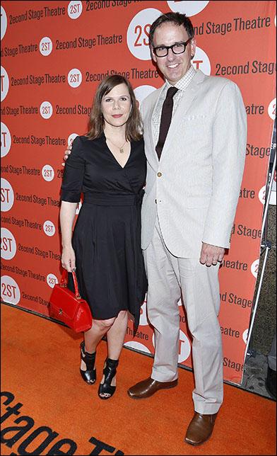 Laura Eason and Erik Lochtefeld