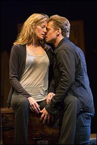 Anna Gunn and Billy Magnussen