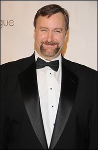 Drama League executive director Gabriel Shanks