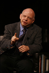 Wallace Shawn in <i>The Fever</i>.