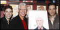 Priscilla's Tony Sheldon Honored With Sardi's Caricature