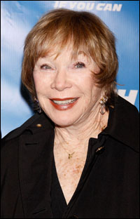 Shirley MacLain