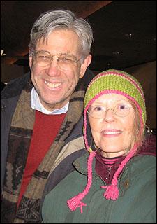 James DeMarse and Pamela Payton-Wright