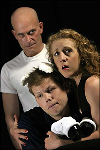 The 2005 New York International Fringe Festival production of <I>Silence! The Musical</I>