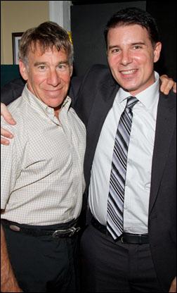 Stephen Schwartz and Rich Affannato