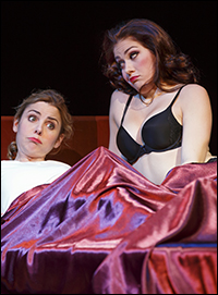 Kerry Butler and Kate Loprest