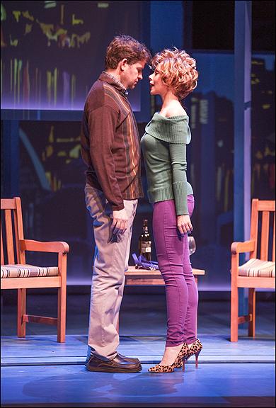 Tim Martin Gleason and Katharine Leonard