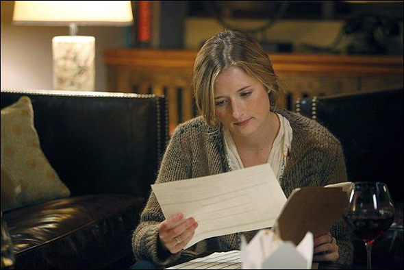 "Grace Gummer (""Katie"") in Season 2, Episode 7: ""Musical Chairs"""
