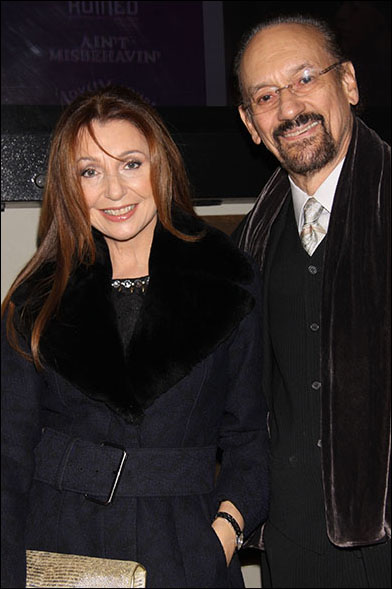 Donna Murphy and shawn elliott